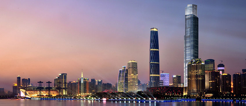CTF-Guangzhou_SkylineNight_(c)-Kohn-Pederson-Fox