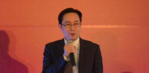 Eric Ma, Hong Kong's Under Secretary for Development