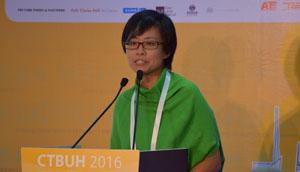 KPF Director Florence Chan